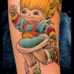 Tattoos Rainbowbriteorg For The Fans By The Fans